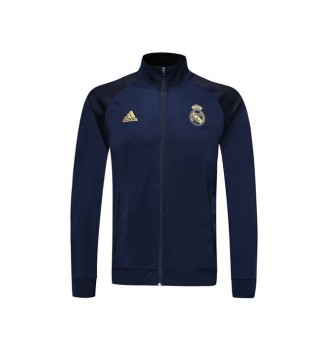 Real Madrid Royal Blue Player Version Jacket 2019-2020