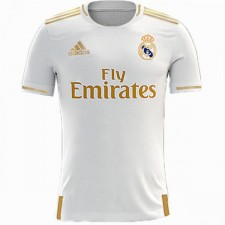 Real Madrid Home Jersey 2019-2020