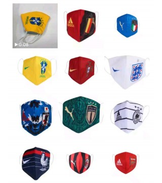 Masks Bag(If you need masks is not in the photo, you can also leave the team name too)