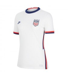 United States USA Home Women Soccer Jerseys Female Football Shirts Uniforms 2020