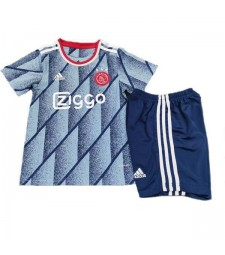 Ajax Away Football Jersey Kids Soccer Kit 2020-2021