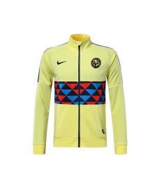 Club America Yellow Training Jacket 2019-2020