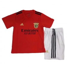 Benfica Home Soccer Jersey Kids Kit Football Youth Uniforms 2020-2021