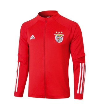 Benfica Red Soccer Jacket Football Tracksuit 2020-2021
