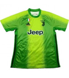 Juventus Ad Palace Special Edition Goalkeeper Soccer Jersey Green